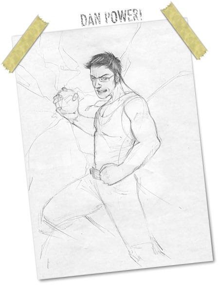 Dan Sketch