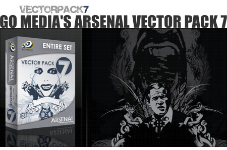 Go Media's Arsenal Vector Pack 7